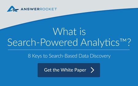 What is Search-Powered Analytics?